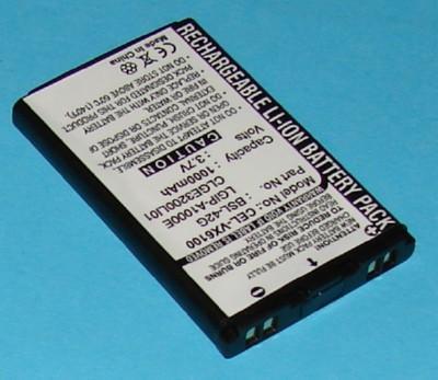 Battery: SBPL0074301 - LG-LUCKY GOLDSTAR - CEL-VX6100